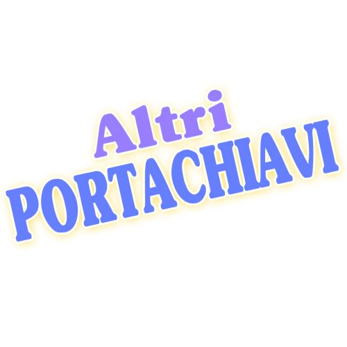 ALTRI PORTACHIAVI