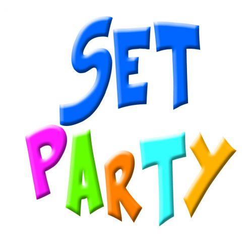 SET PARTY